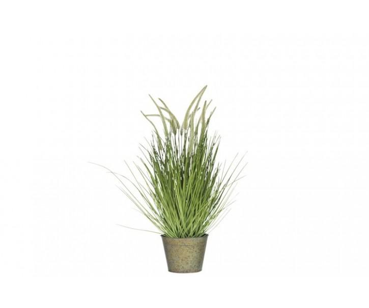 Okrasná tráva v květináči - Ø52*81cm