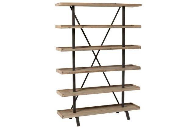 Policový regál Shelves - 150*50*205cm