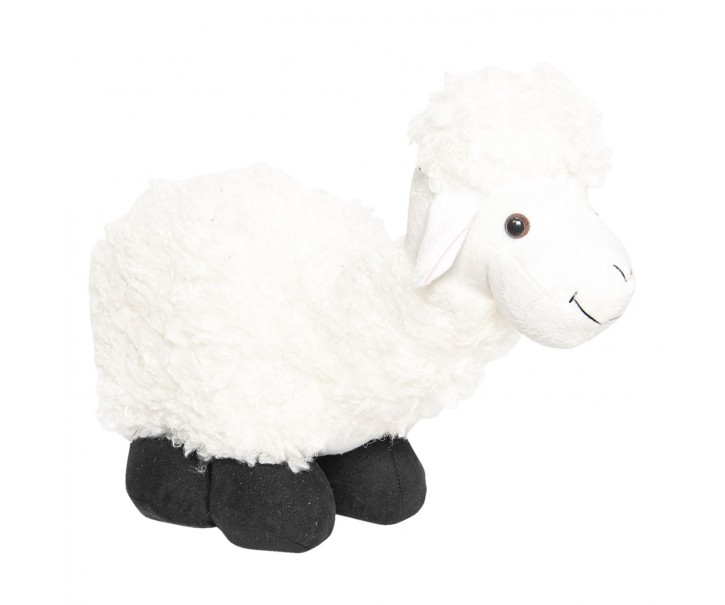 Dveřní zarážka Ovce - 36*15*24 cm