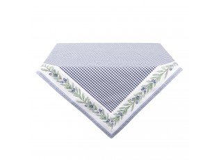 Ubrus na stůl Olive Garden blue - 100*100 cm