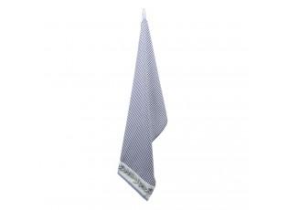 Utěrka Olive Garden blue -  50*85 cm