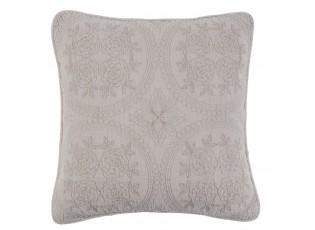 Béžový vintage povlak na polštář Quilt 181 - 40*40 cm