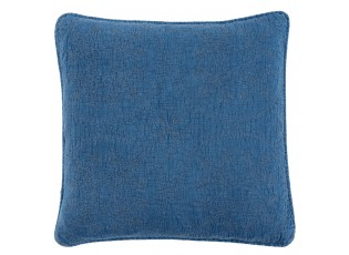 Modrý vintage povlak na polštář Quilt 181 - 40*40 cm