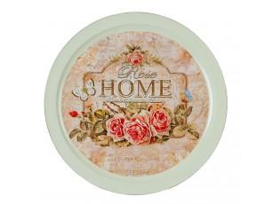 Kulatý podnos Rose Home - Ø40*2cm