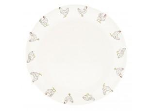Dezertní talíř Lucky Chicken - Ø 20 cm