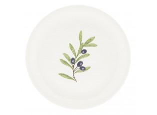 Jidelní talíř Olive Garden - Ø 28 cm