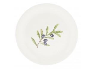 Dezertní talíř Olive Garden - Ø 20 cm