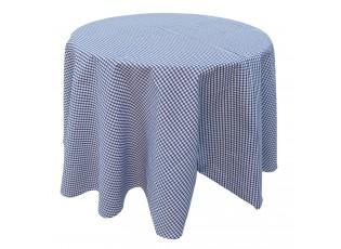 Kulatý ubrus na stůl Olive Garden blue - Ø 170 cm