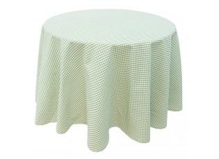 Kulatý ubrus na stůl Olive Garden - Ø 170 cm