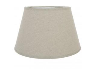 Béžovo-šedé stínidlo - Ø 30*18 cm