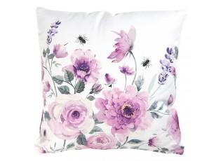 Povlak na polštář Roses and butterflies - 40*40 cm