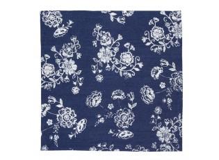 Textilní ubrousky 6ks Denim Days - 40*40 cm