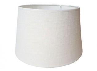Krémové stínidlo na lampu Elect - Ø 25*Ø 20*15 cm / E27