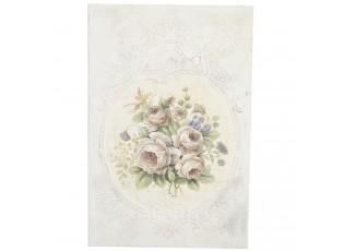 Obraz růže - 60*90*3 cm