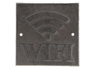 Cedulka WiFi - 8*8*0.5 cm