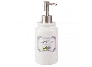 Dávkovač mýdla Lavende - Ø 8*20 cm
