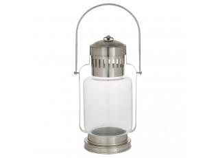 Kovová lucerna Helene II - 20*14*33 cm