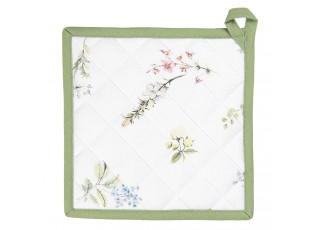 Chňapka - podložka Happy Florals - 20*20 cm