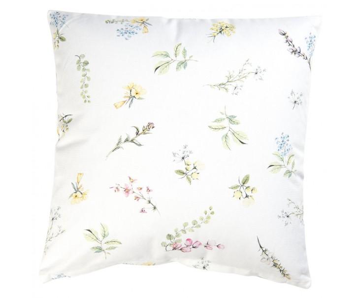 Povlak na polštář Happy Florals - 40*40 cm