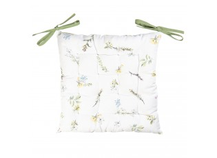 Podsedák s výplní Happy Florals - 40*40 cm