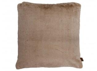 Caramelový polštář s výplní s krátkým vlasem Shorty - 50*50cm