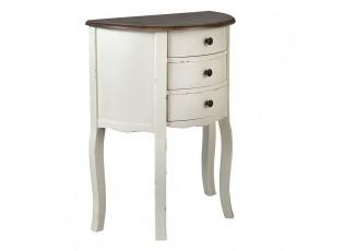 Odkládací stolek se šuplíky - 56*28*72 cm