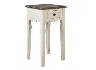 Odkládací / noční stolek se šuplíkem - 45*34*66 cm