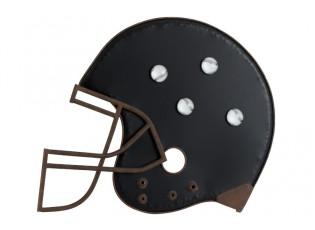 Nástěnná magnetická tabule Baseball helm - 50*2,5*43cm