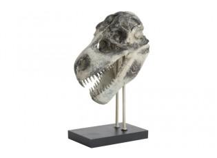 Dekorace lebka dinosaura - 25*13*39cm