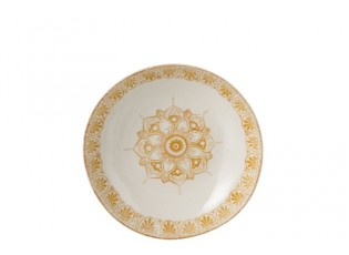 Polévkový keramický talíř oriental - Ø 23*5,5cm