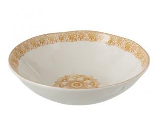 Salátová keramická mísa oriental - Ø 31*9cm