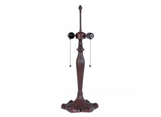 Noha ke stolní lampě Tiffany - Ø 23*62 cm / E27/60w