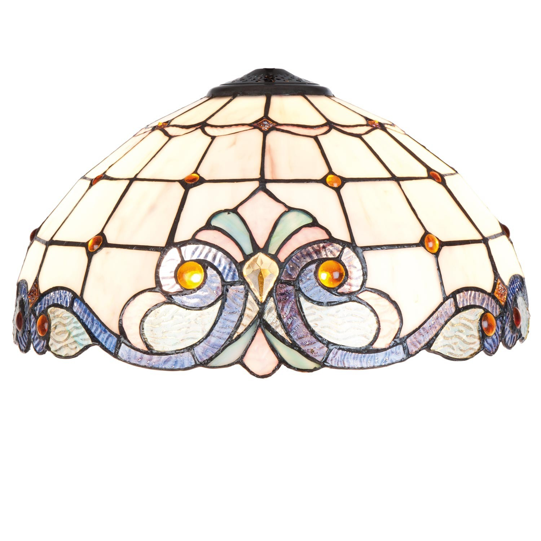 Stínidlo lampy Tiffany - Ø 40*21 cm
