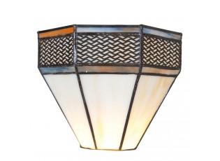Nástěnné svítidlo Tiffany Faye - Ø 17*14 cm