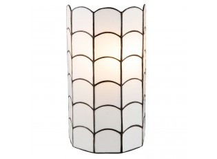 Nástěnná lampa Tiffany Nandini - 19*11*35 cm / E14/max 2*40W