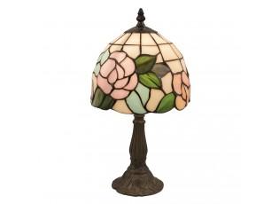 Stolní lampa Tiffany Rose -  Ø 20*36 cm