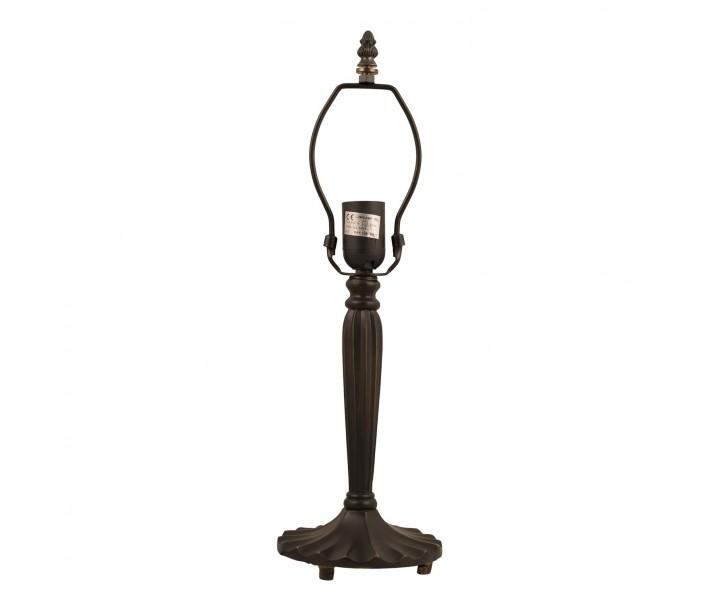 Zdobená noha k lampě Tiffany - 46 cm