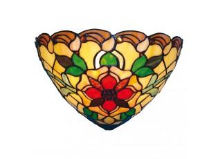 Nástěnná lampa Tiffany Rosemonde - 30*15*20 cm 1x E14 / Max 40W