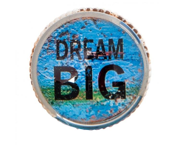 Nábytková úchytka Dream Big - Ø 3*3 cm