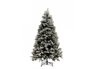 Vánoční zasněžený strom Snowy - 105*193cm
