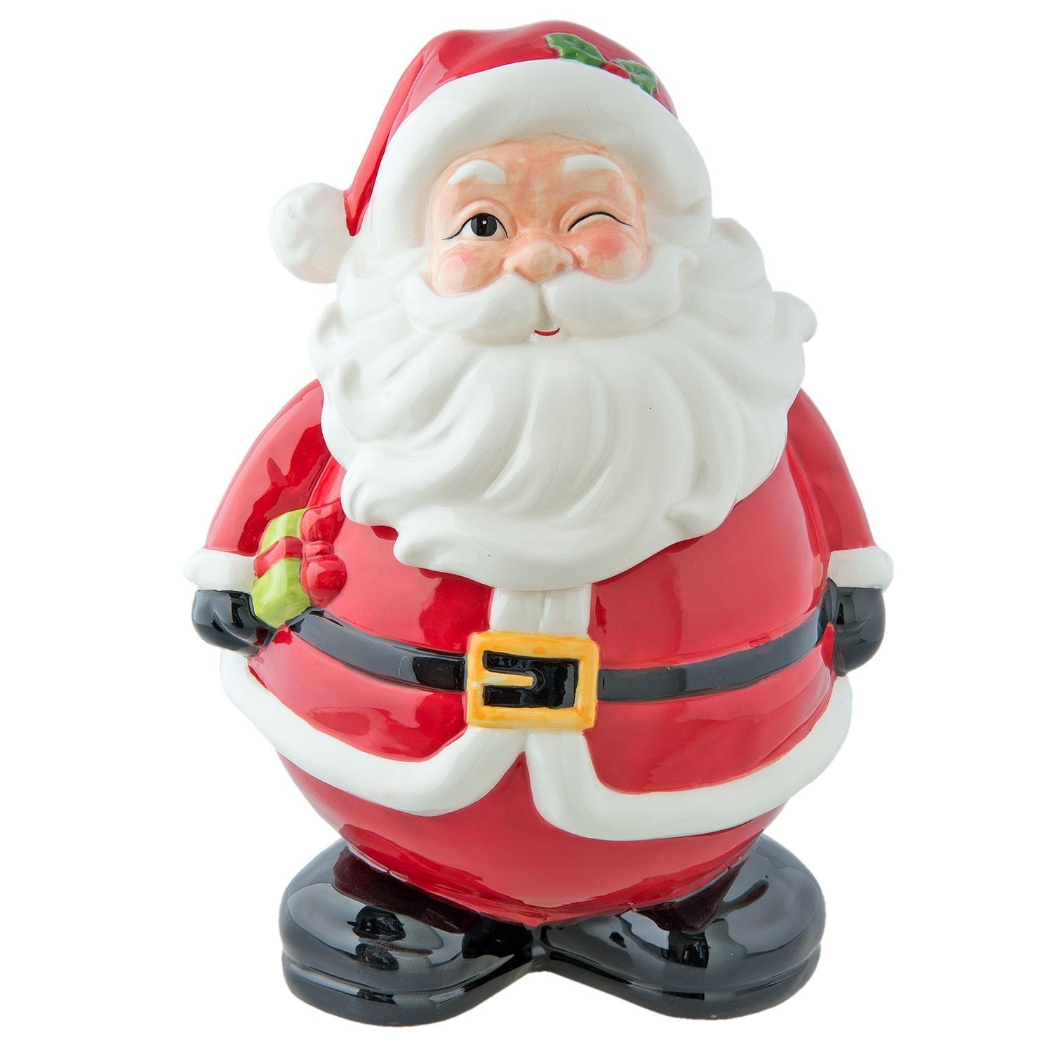 Úložná nádoba Santa - 18*17*25 cm / 1,5L