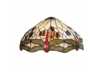 Stínidlo Tiffany Dragonfly - Ø 30 cm