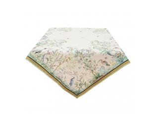 Ubrus na stůl Birds in Paradise - 100*100 cm