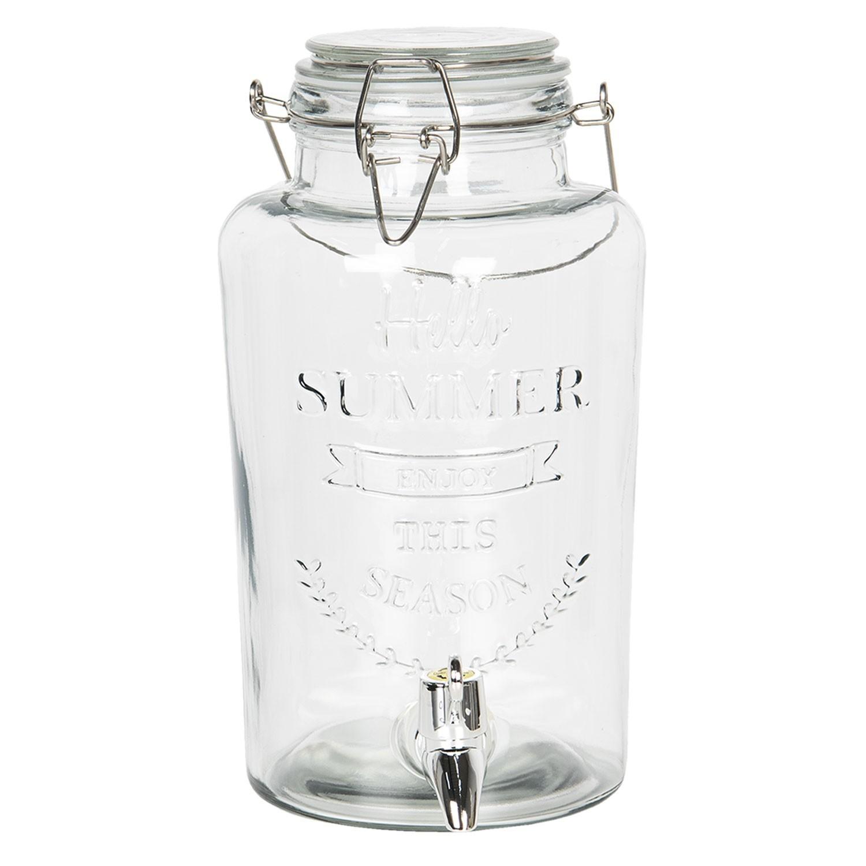 Nádoba na nápoje s kohoutkem - Ø 15*26 cm / 2,8L