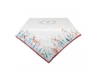 Ubrus na stůl Dearly Christmas -100*100 cm