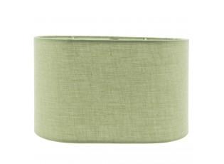 Oválné zelené stínidlo - 25*15*15 cm