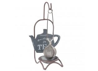 Držák se sítkem na čaj Tea - 11*8*20 cm