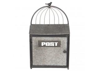 Skříňka na klíče jako poštovní schránka - 29*12*48 cm