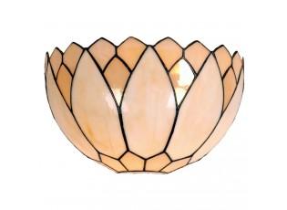 Nástěnná lampa Tiffany Pivoine - 30*15*20 cm 1x E14 / Max 40W