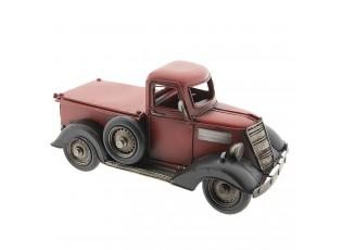Kovový model truck / fotorámeček / pokladnička - 26*12*13 cm